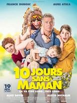 دانلود زیرنویس فارسی 10 Days Without Mum (10 jours sans maman)                          2020