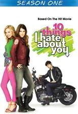 دانلود زیرنویس فارسی 10 Things I Hate About You - فصل اول                          2009