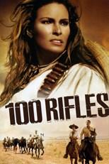 دانلود زیرنویس فارسی 100 Rifles                          1969