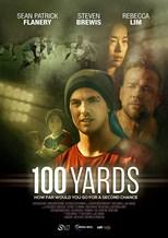 دانلود زیرنویس فارسی 100 Yards                          2018