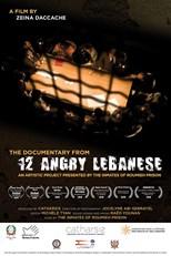 دانلود زیرنویس فارسی 12 Angry Lebanese: The Documentary                          2009