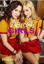 دانلود زیرنویس فارسی 2 Broke Girls - فصل دوم                          2012