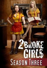 دانلود زیرنویس فارسی 2 Broke Girls - فصل سوم                          2013