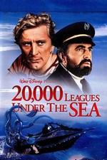 دانلود زیرنویس فارسی 20,000 Leagues Under the Sea                          1954
