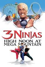 دانلود زیرنویس فارسی 3 Ninjas: High Noon at Mega Mountain                          1998