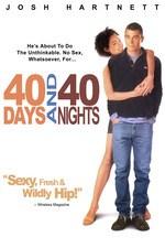 دانلود زیرنویس فارسی 40 Days and 40 Nights                          2002
