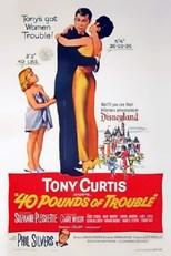 دانلود زیرنویس فارسی 40 Pounds of Trouble                          1962