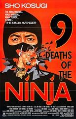 دانلود زیرنویس فارسی 9 Deaths of the Ninja                          1985