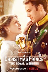 دانلود زیرنویس فارسی A Christmas Prince: The Royal Wedding                          2018