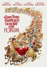 دانلود زیرنویس فارسی A Funny Thing Happened on the Way to the Forum                          1966