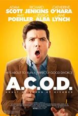 دانلود زیرنویس فارسی A.C.O.D. (Adult Children of Divorce)                          2013