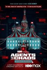 دانلود زیرنویس فارسی Agents of Chaos - فصل اول                          2020
