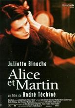 دانلود زیرنویس فارسی Alice and Martin (Alice et Martin)                          1998