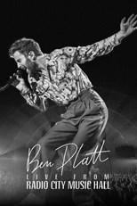 دانلود زیرنویس فارسی Ben Platt: Live from Radio City Music Hall                          2020
