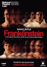 دانلود زیرنویس فارسی Frankenstein (National Live Theatre)                          2011