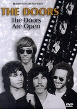 دانلود زیرنویس فارسی The Doors: The Doors Are Open                          1968
