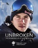 دانلود زیرنویس فارسی Unbroken: The Snowboard Life of Mark McMorris                          2018